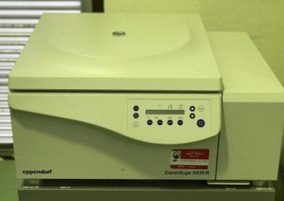 Refrigerator centrifudge