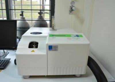diferential scanning calorimeter