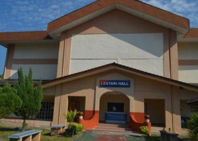 Lestari hall1