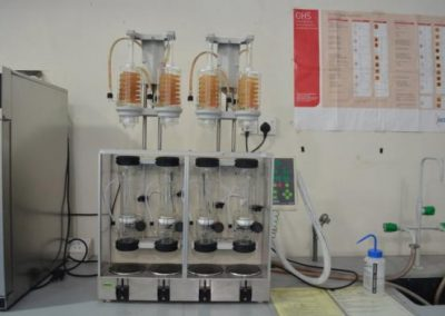 soxhlet extraction system