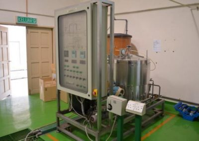 stage anaerobic digester for biogas production