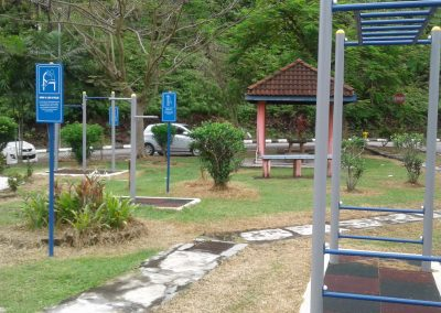 Outdoor Gym 1