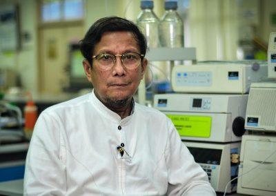 Assoc Prof Dr Mohd Zahit Ali