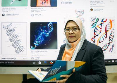 Assoc Prof Ts Dr Ruzainah Ali @ Jaafar