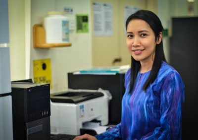 Dr Nadia Razali