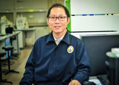 Dr Wong Chee Sien