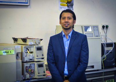 Dr Khairul Faizal Pa'ee