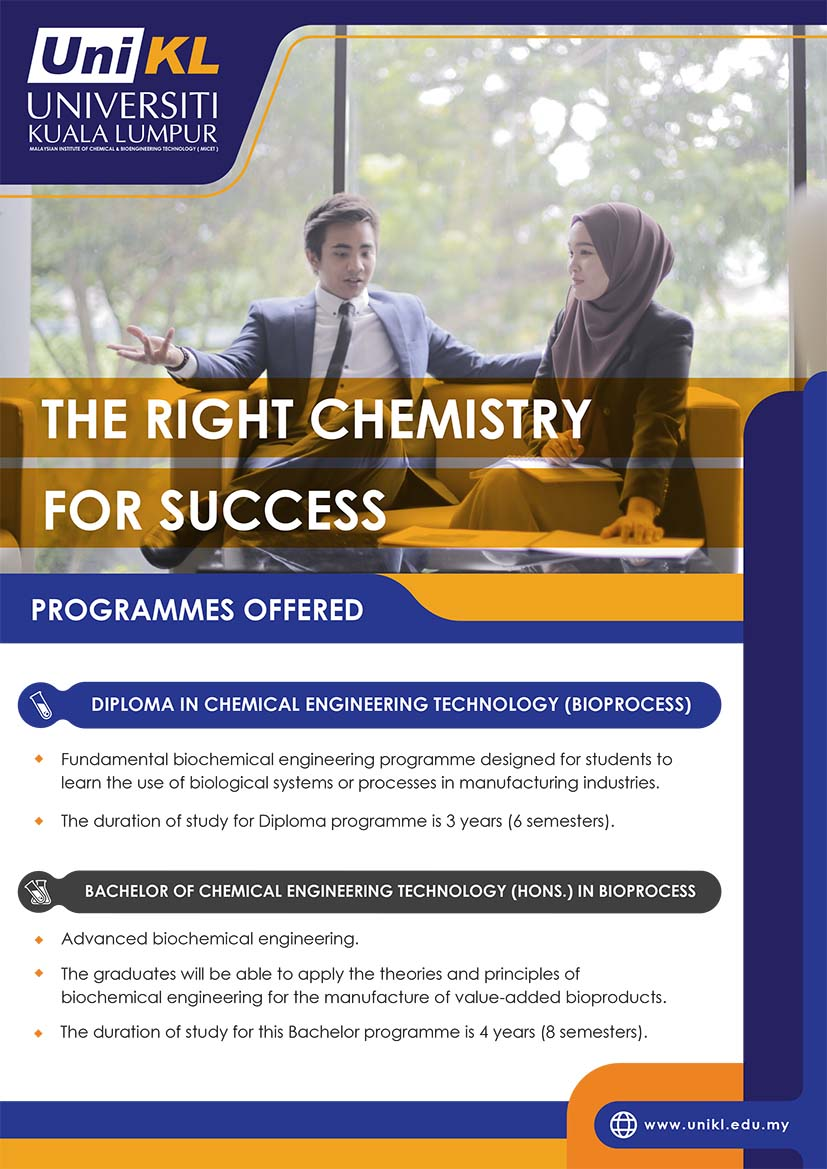 UniKL | Where Knowledge Is Applied