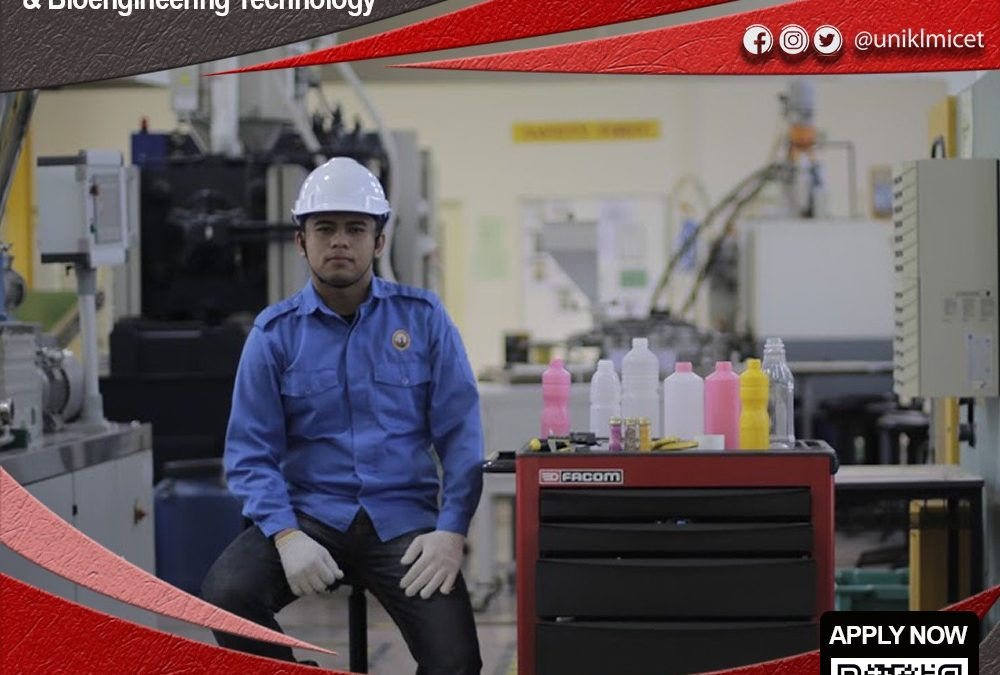 Diploma & Bachelor in Chemical Engineering Technology (Polymer)