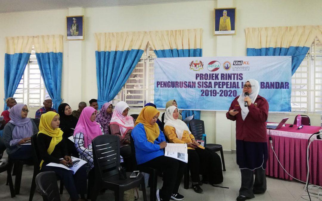 Projek Rintis Pengurusan Sisa Pepejal Luar Bandar 2019-2020 Kg Guar Lobak, Padang Serai Kulim Kedah