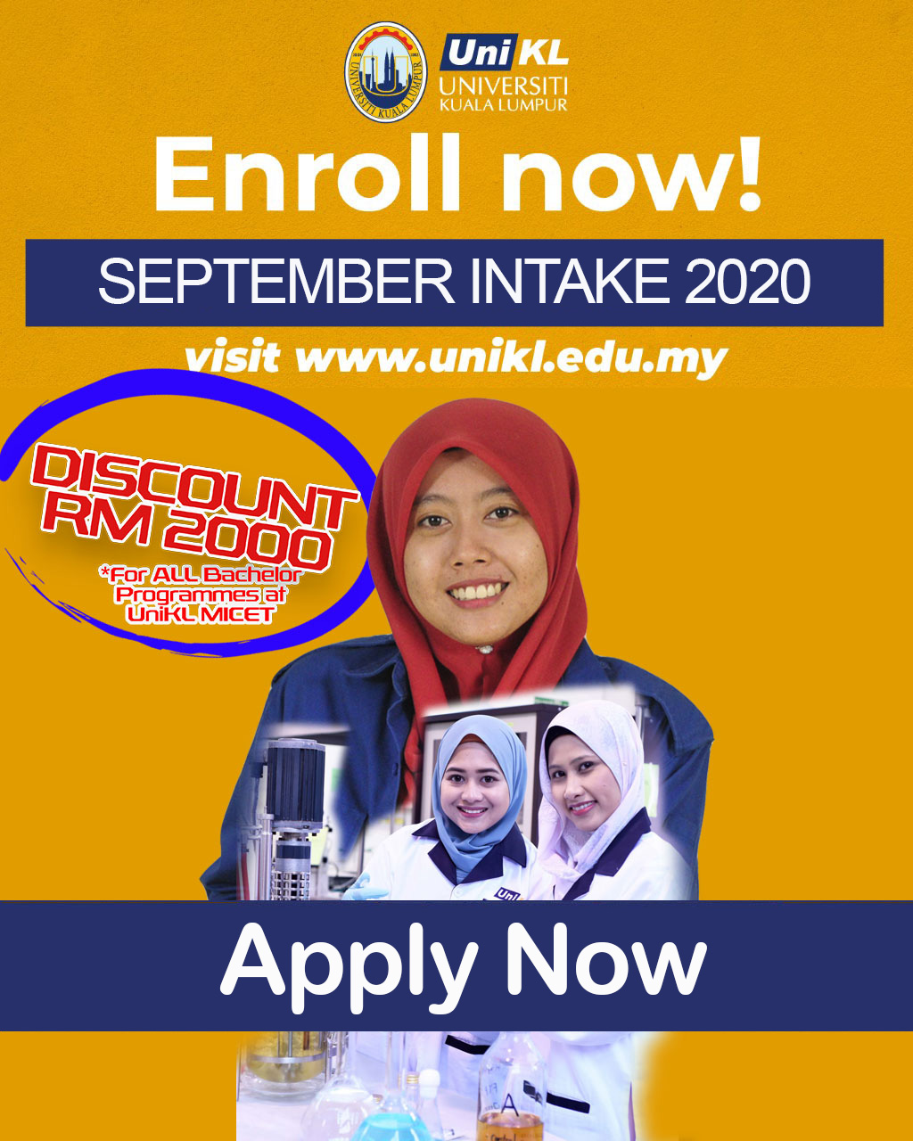 apply now SEPT